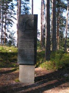 Orivirta monument