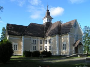 Tohmajärvi church
