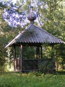 Monastery memorial